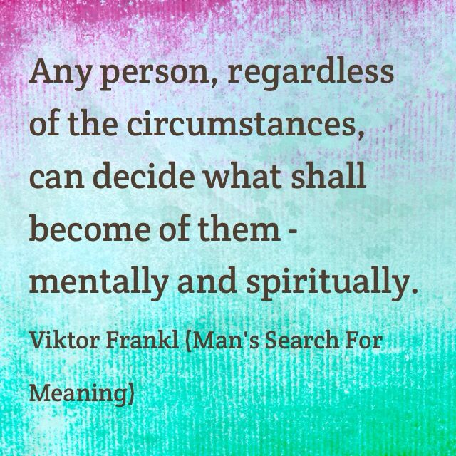 Book Review: Man's Search for Meaning